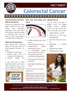 Colorectal Cancer Fact Sheet (1)